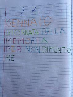 Per+non+dimenticare...giornata+della+memoria Anne Frank, Passion, Math Equations, Education, Books, 3, Cinema, Halloween, Weather