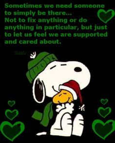 Snoopy quote
