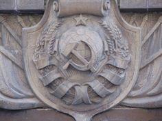 Stalinist, Sculptures, Lion Sculpture, Socialist Realism, Soviet Union, Coat Of Arms, Anatomy, Cool Photos, Russia