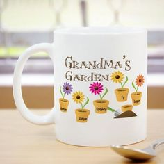 I love being a grammy 11oz or 15oz white coffee mug unique gifts personalized easter gifts every bunny will love spring has arrived and its time to surprise mom grandma or your favorite aunt with a seasonal coffee negle Gallery