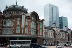 From Marunouchi North Exit. Tokyo Station, Mansions, House Styles, Home Decor, Decoration Home, Manor Houses, Room Decor, Villas, Mansion