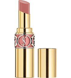 YVES SAINT LAURENT - Rouge Volupté Shine lipstick | Selfridges.com