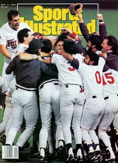 MN Twins '91 World Series Champions!