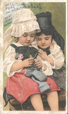 Soap trade card -Lautz Bros. & Co. (Manufacturers) | Flickr - Photo Sharing!