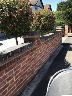 Bon Beautiful Garden Brick Wall | Fence | Pinterest | Bricks, Walls And Gardens