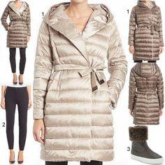 Puffer Coat  #puffer #puffercoats #downpuffers #downpuffercoats http://hitoutfit.com/24-worth-it-to-buy-down-puffer-coats/