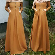 Likes, 10 Comments – Hijab Fashion Inspiration ( – Hijab+ – Hijab Fashion 2020 Abaya Fashion, Muslim Fashion, Modest Fashion, Fashion Dresses, Hijab Fashion Inspiration, Style Inspiration, Modest Outfits, Casual Dresses, Modele Hijab