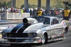 Dragster Mustang