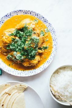 In just 45 minutes you can enjoy an authentic Indian meal at home any night of the week with this fast, flavorful and oh so easy butter chicken recipe.