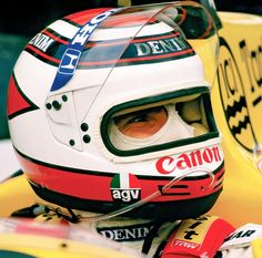 Nelson Piquet a bordo de su Williams-Honda en 1987