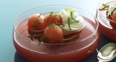 Voir la recette de l'Apéro pastèque >>