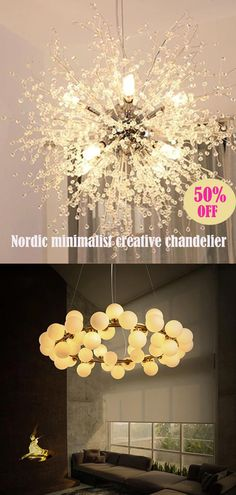 Design chandeliers suitable for all occasions such as living room, bedroom, dining room, etc., to add temperature and color to your interior, now the special offer, come and see! Decor, Wall Lights, Recessed Ceiling Lights, Ceiling Lights, Modern Chandelier, Ceiling Lights Diy, Light Decorations, Chandelier, Diy Lighting