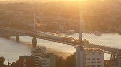 Puente Galata, vista desde la Torre Galata, Nov 5, 2015