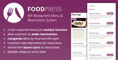 Discount Deals foodpress - Restaurant Menu & Reservation PluginYes I can say you are on right site we just collected best shopping store that have