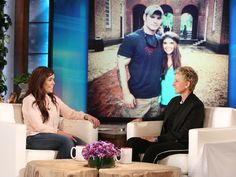 Cari Curtis thought she was here to see the show. She had no idea Ellen had a big surprise in store!