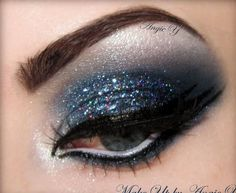 New Year Look on FardUp. Discover what she wears....beauty and cosmetics (makeup)