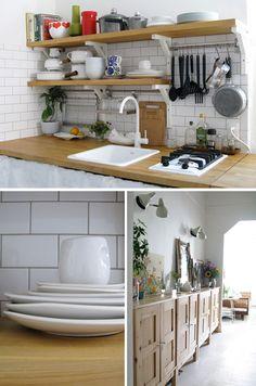 Teeny Tiny Kitchen