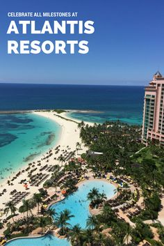 From weddings to family reunions, celebrate all milestones at Atlantis Resorts https://ooh.li/a68f076 #travel #atlantis #paradiseisland #bahamas
