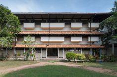 Ladies' College Classroom Block - 1965<br /> Flower Road, Colombo, Sri Lanka