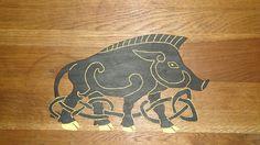 Celtic Boar Art ...