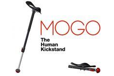 MOGO『Focal Upright Furniture』 身体への負担が少ない、一本足のモバイルチェア