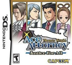 Phoenix Wright, Ace Attorney: Justice for All
