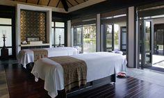 Vip spa treatment suite interior design with recessed for Design boutique hotel hanoi