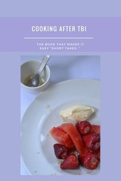 Tested and designed for cooking after a TBI. Brain Injury, Easy Meals, Cooking, Simple, Desserts, How To Make, Recipes, Food, Kitchen