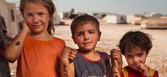 Miles de nenes y chicos huyen solos hacia Europa