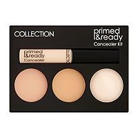 Collection Primed & Ready Concealer Kit.