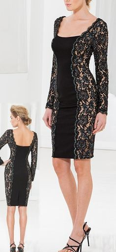 Lil Black Dress, Black Dress Outfits, Iranian Women Fashion, Womens Fashion, Elegant Dresses, Beautiful Dresses, Short Dresses, Formal Dresses, Prom Dresses