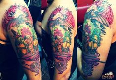 9 Amazing Video Game Tattoos  #tattoo #tattoos #inked #inkedgirls #inkdoneright #art