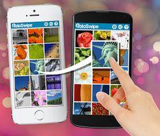 Crea y aprende con Laura: FotoSwipe. Una app para compartir fotos que te sorprenderá