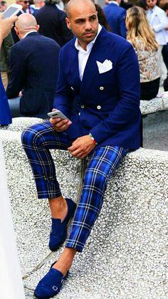 Men street-style at Pitti Uomo