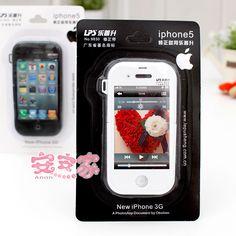 """Das neue iPhone: Ein Korrekturband aus China inkl. iPhone 5, new iPhone 3G und """"A Photoshop Document""""... Genial diese Chinesen."""