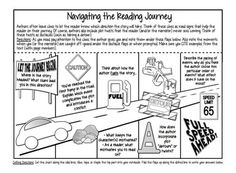 Interactive Reading Notebook: Analyzing the Author's Choices (Grades 6-12)