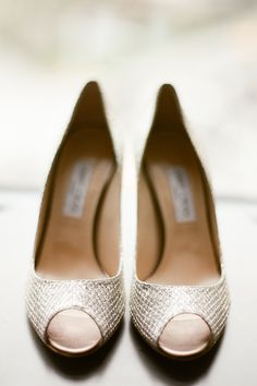 Silver Jimmy Choo Peep Toes | photography by http://www.brklynview.com/
