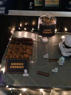 Star Wars... Wookie Cookies