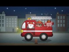 Hurry Hurry Drive the Firetruck song for children - YouTube. Good for playgroup- be aware there are ads at the beginning.Follow up with your favourite fire truck story.