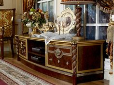 Italian Furniture - Italian Living Room Furniture Sets ...