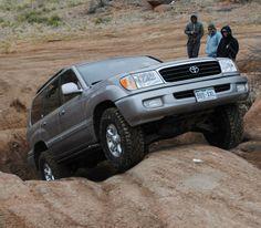 The MUD 100 series Photos thread Toyota Land Cruiser 100, Toyota 4x4, Mini Trucks, Minivan, Mud, The 100