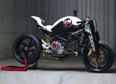 Ducati Monster MS4R concept by Paolo Tesio - Photo Gallery - 3