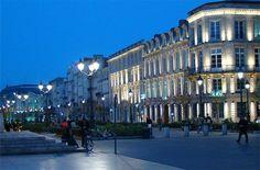 City of Bordeaux, France