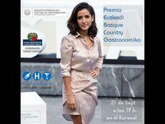 Premio Esukadi Basque Country Gastronomiko 2016 - YouTube