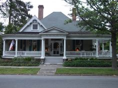 Single Story Victorian Dream Home Dream Homes