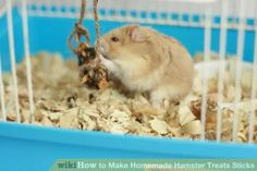 Image titled Make Homemade Hamster Treats Sticks Step 7