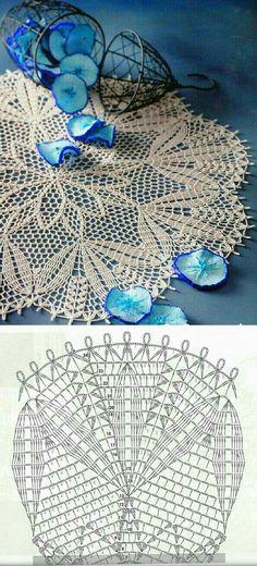 Free Crochet Doily Patterns, Crochet Chart, Crochet Doilies, Doily Rug, Crochet Home, Tatting, Macrame, Outdoor Blanket, Embroidery