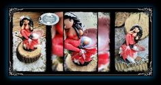 #Meerjungfrau #Figur #Fimo