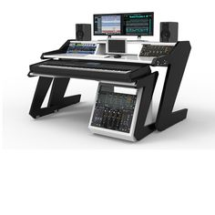 Fully loaded with gear... StudioDesk is desk you deserve.