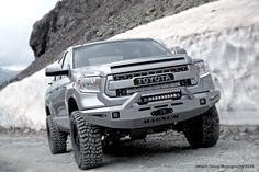 Desert Dawg - Custom 2015 Toyota Tundra CrewMax 1794 Edition 4x4 Offroading